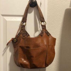 Leather Sak